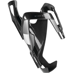 Elite Vico Bottle Holder Carbon black/glossy white